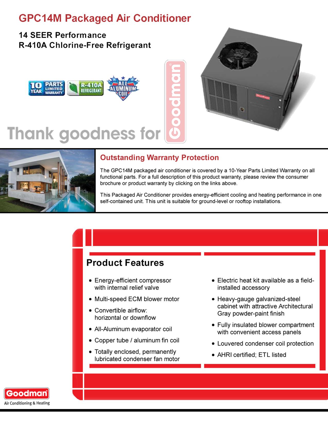 central air conditioner contactor switch heat pump air handler unit  #BA1117
