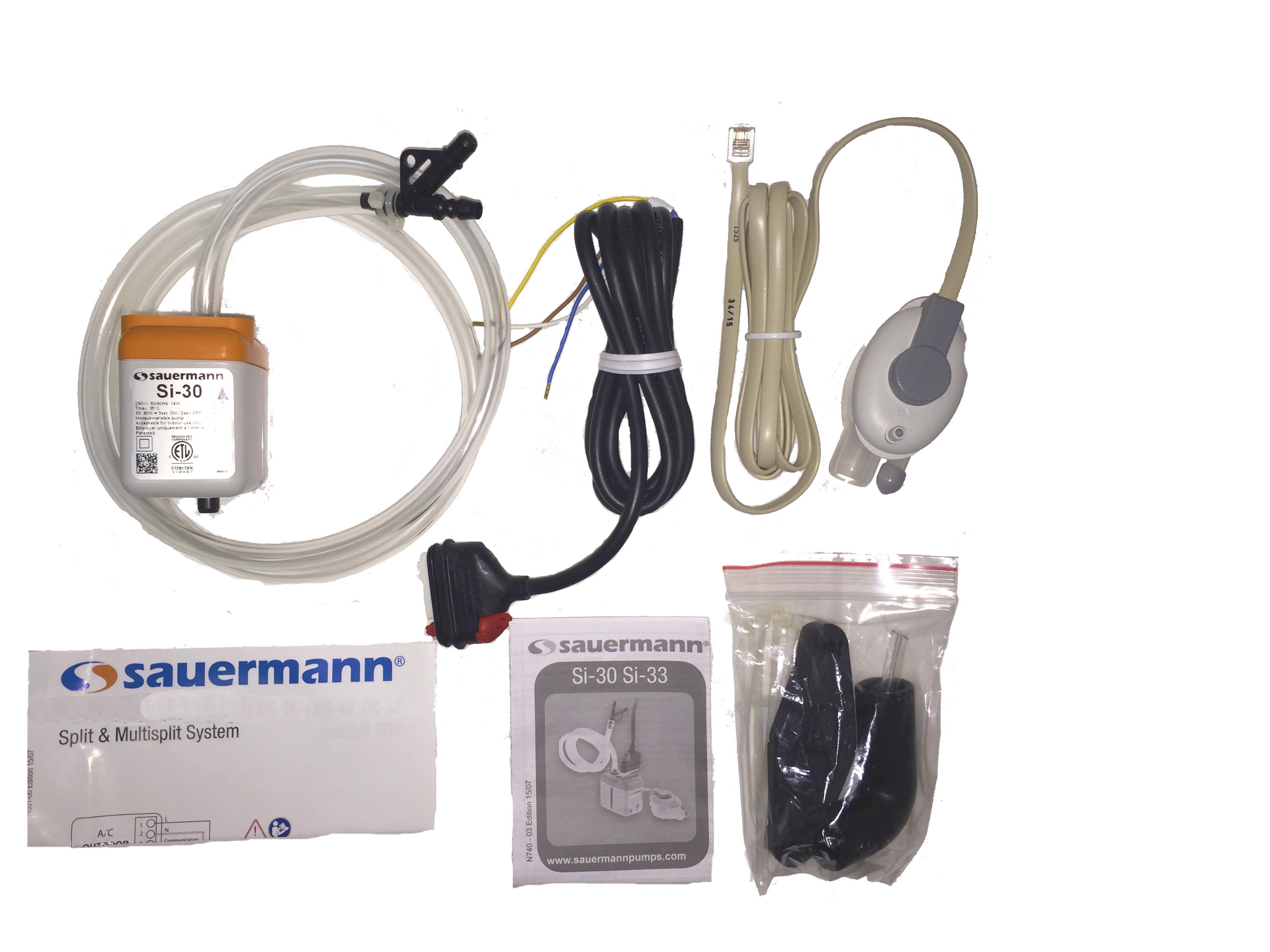 Mini Split Condensate Removal Pump 230 Volt