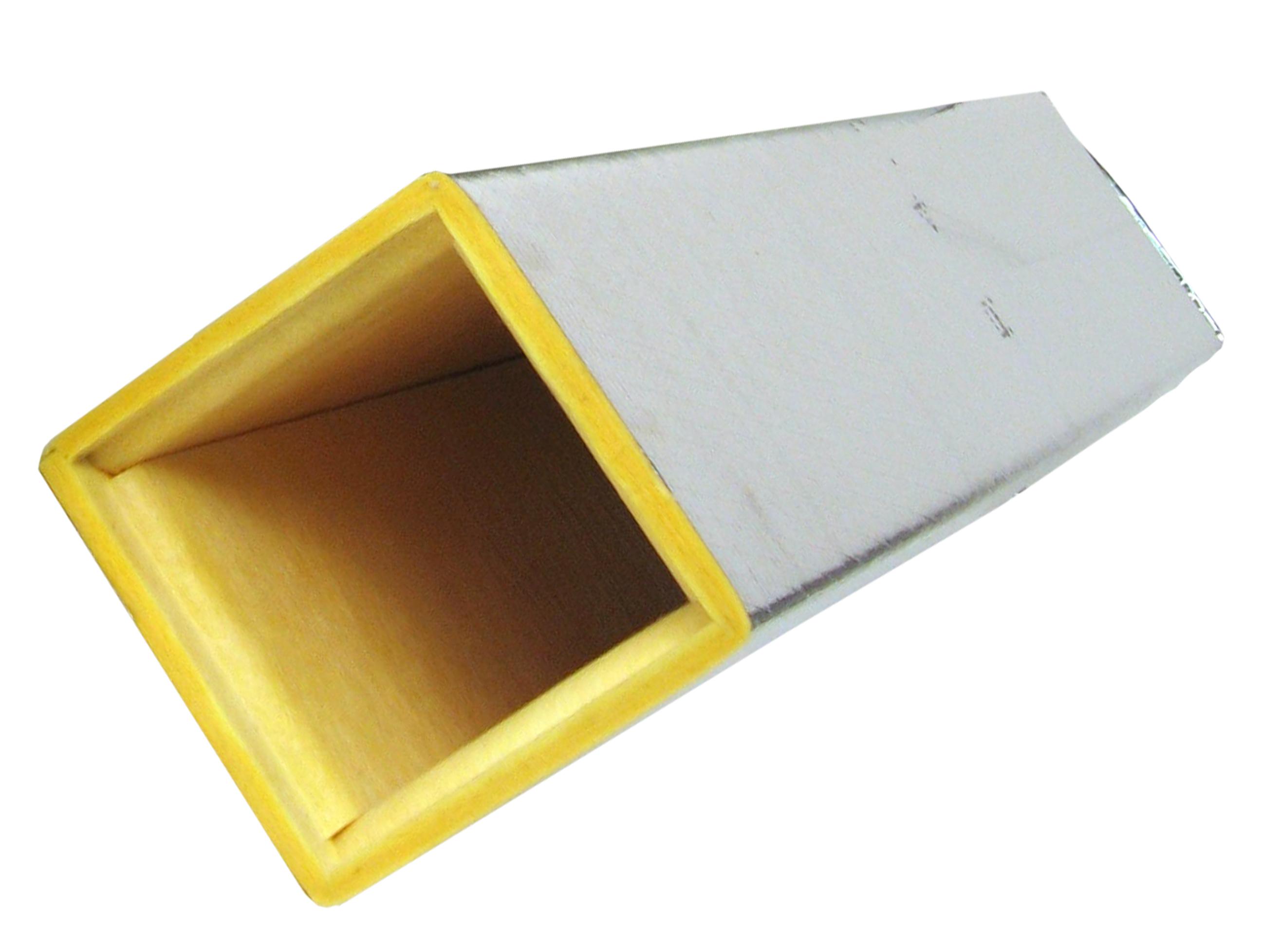 Duct Board Supply Plenum 3 Feet Long R4 1 Quot R6 1 5