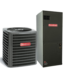 1 5 Ton Goodman 16 Seer Heat Pump Variable Speed System