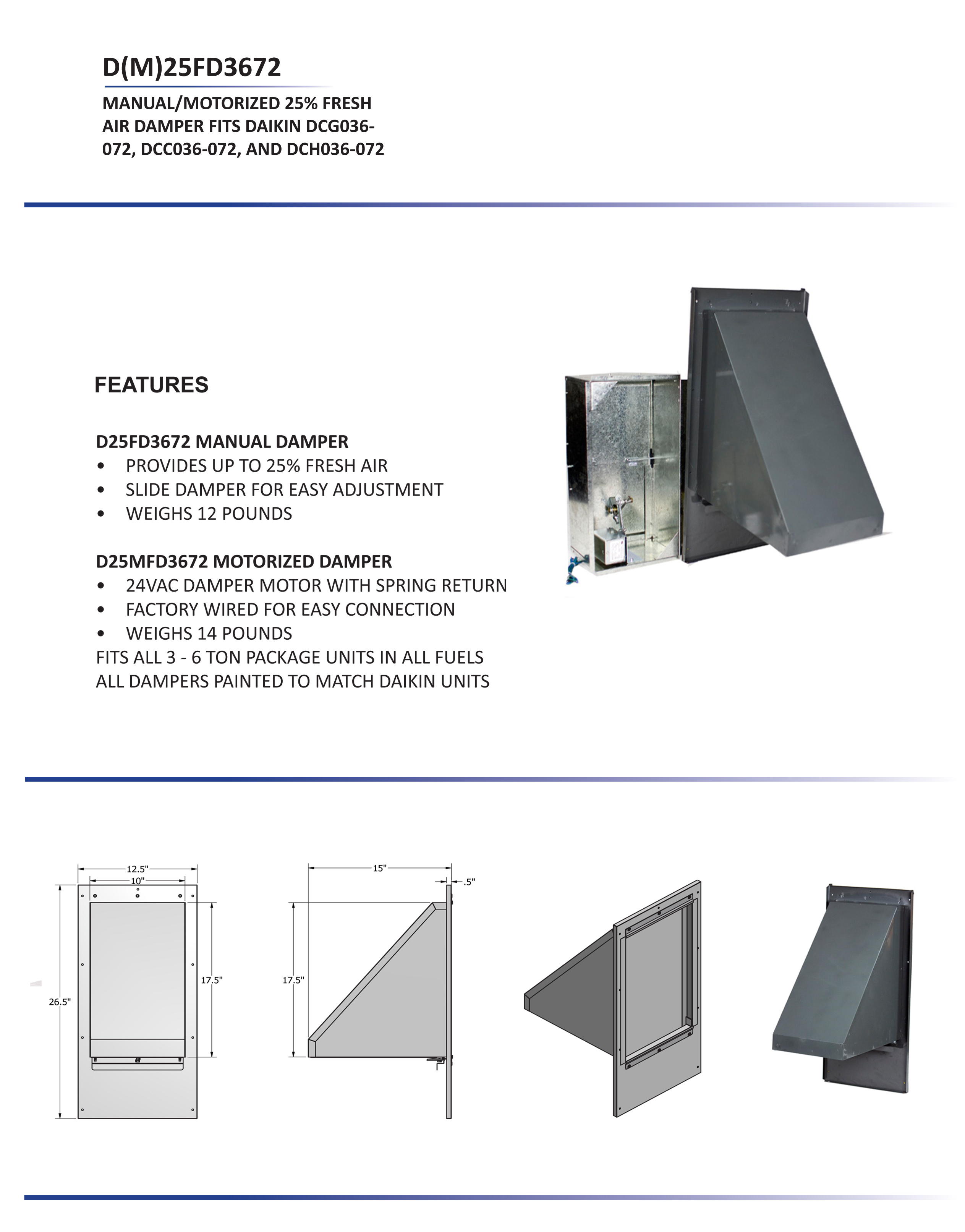3 6 ton daikin 25 manual fresh air damper dcc dcg dch models 3 6 ton daikin 25 manual fresh air damper dcc dcg dch models d25fd3672 asfbconference2016 Image collections