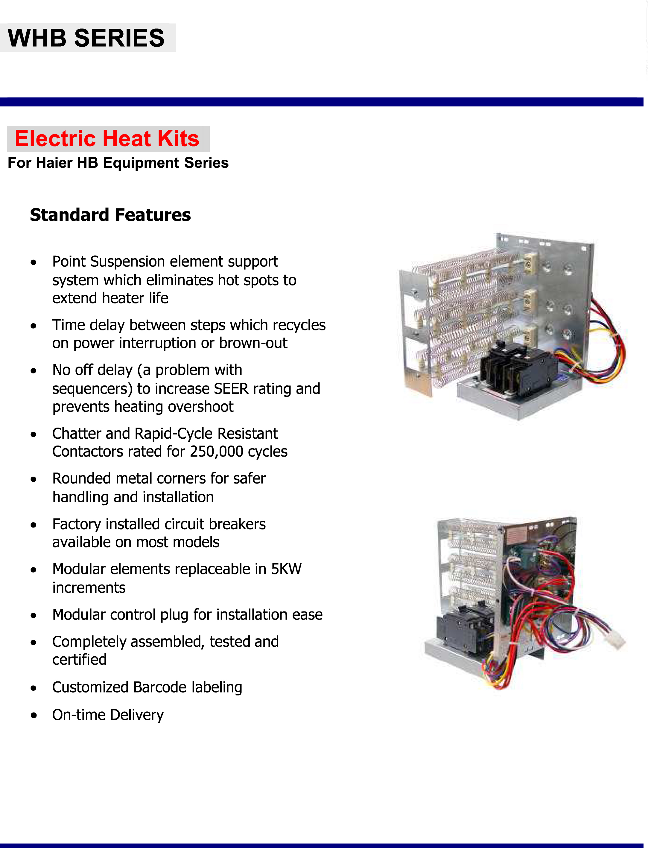 haier heat pump wiring diagram haier image wiring 5 kw heat strip for haier air handlers click for models whb0502 on haier heat pump · wiring diagram