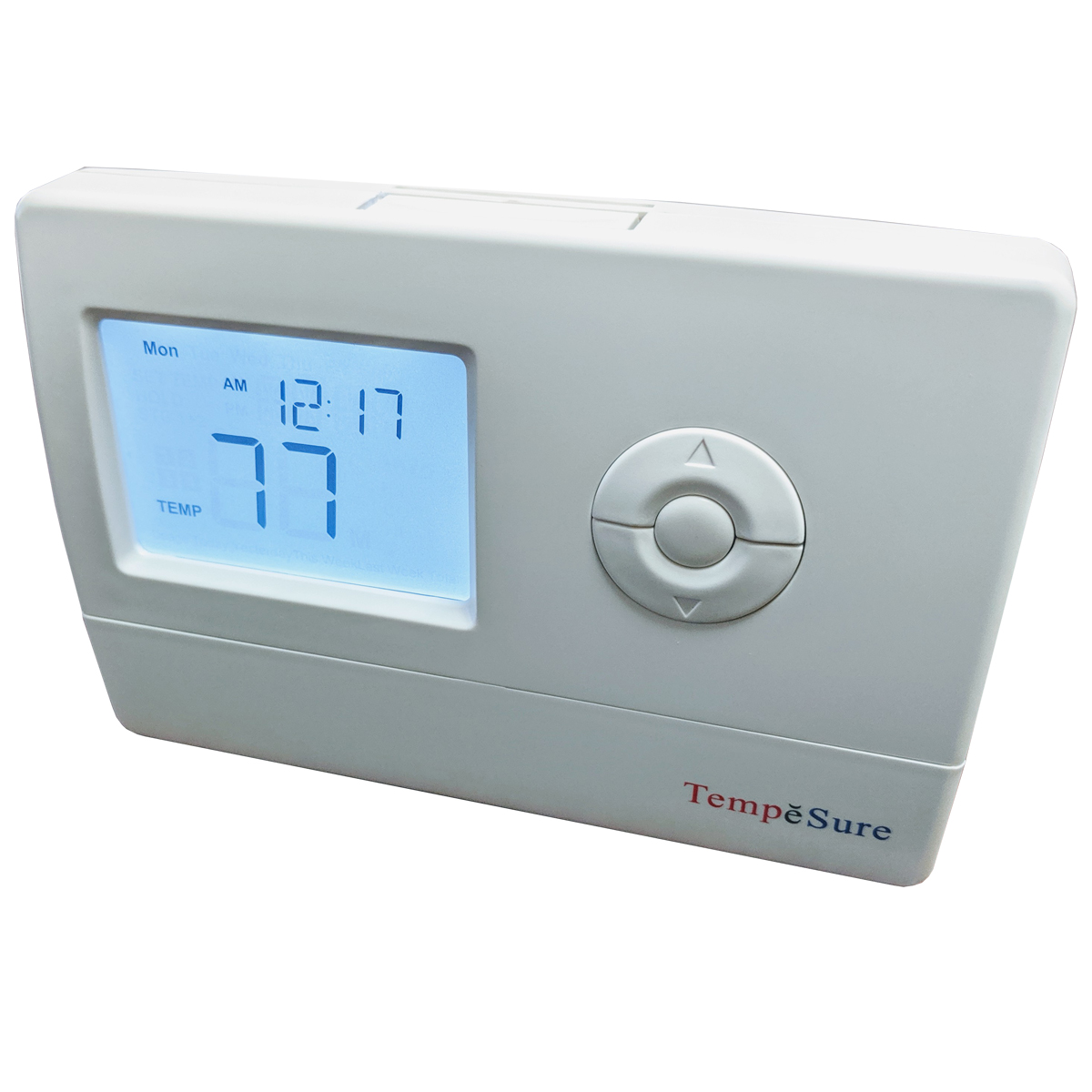 Thermostat TempeSure TESPR22 Digital Programmable With