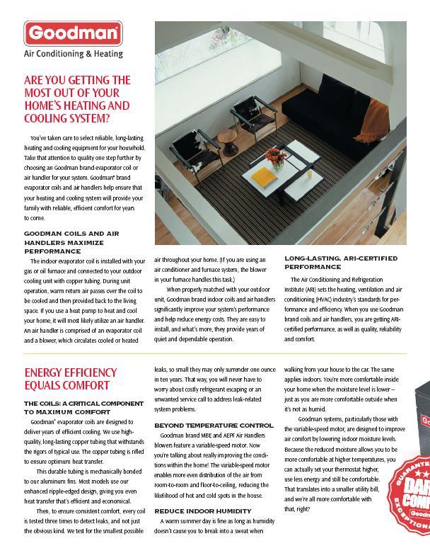 1 5 ton goodman central indoor air handler aruf18b14 ebay. Black Bedroom Furniture Sets. Home Design Ideas