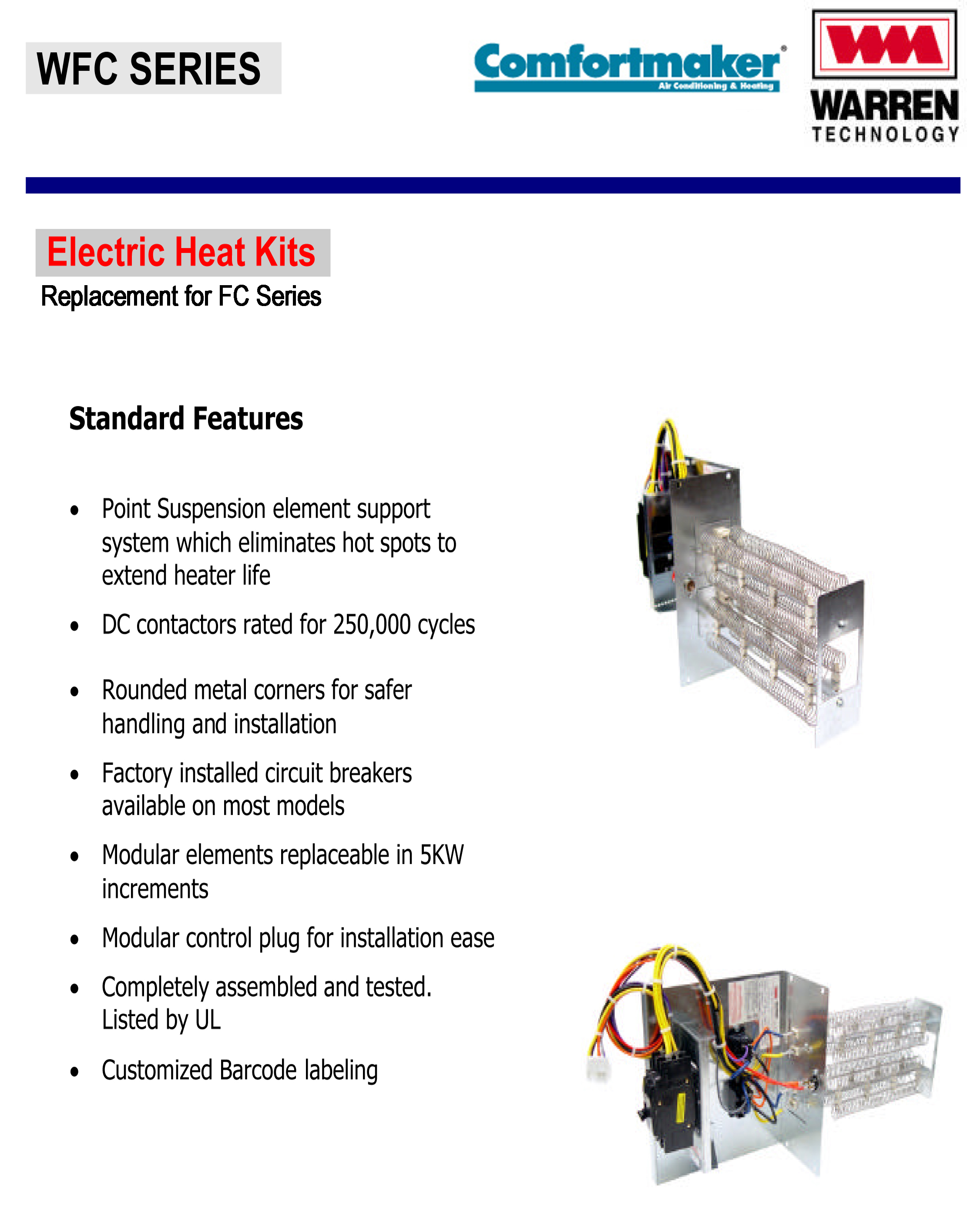 comfortmaker air handler wiring diagram comfortmaker auto wiring 8 kw heat strip for comfortmaker air handlers fcv fcp fcx ef on comfortmaker air handler