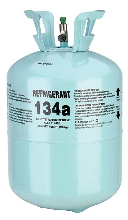 automotive freon refrigerant r134a 30lb jug. Black Bedroom Furniture Sets. Home Design Ideas