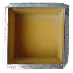 Duct Board Return Air Box R4 1 Quot R6 1 5 Quot R8 2 Quot