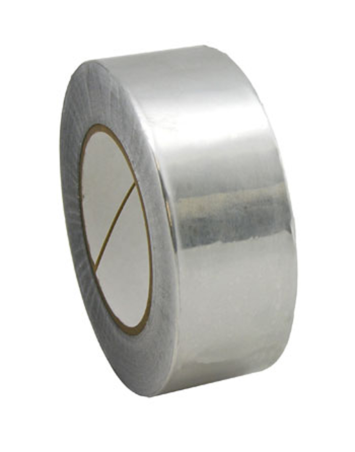 """2"""" SILVER DUCT TAPE UL"""