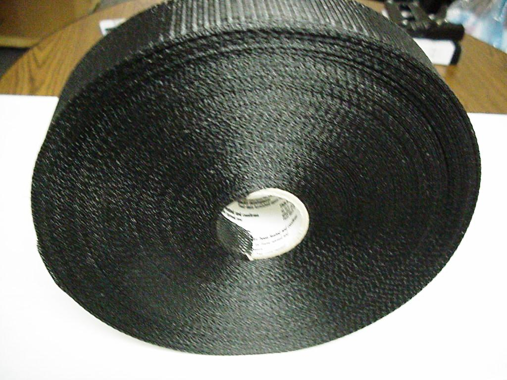 Heat Duct Supports : Vinyl strap ft quot wide to support flexible duct ebay