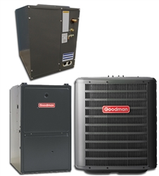 Goodman 2 0 Ton 16 Seer R 410a 96 Afue System Up To