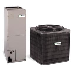 Grandaire 1 5 Ton 14 5 Seer Heat Pump System Wch4184gkb