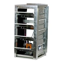 3 6 Ton Daikin Horizontal Economizer Dcc Dcg Dch Models