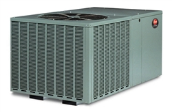 3 5 Ton Rheem 14 Seer Heat Pump R 410a Package Unit
