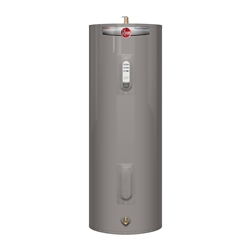 Rheem Electric Water Heater 40 Gallon 240vac Dual Element