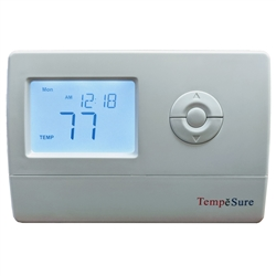 Tempesure Tesd22 Digital Heat Pump Electric Heat Gas Heat