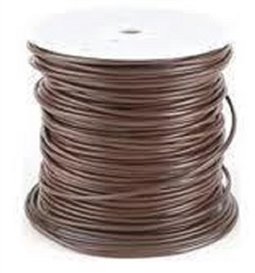Thermostat Wire 18 Gauge 8 Conductor 25 Feet